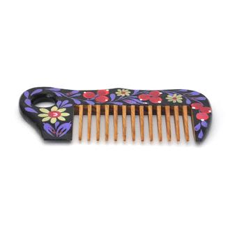 Гребень, деревянная расческа для волос