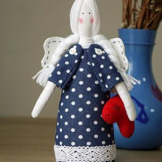 "Кукла в стиле тильда ""Ангел"""