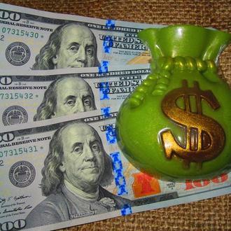Мыло Мешок долларов