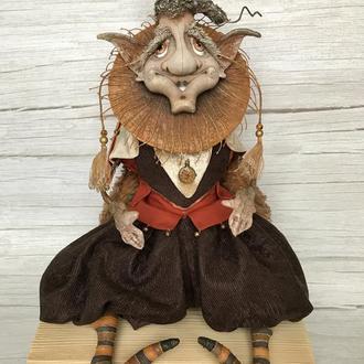 Кукла лесной эльф