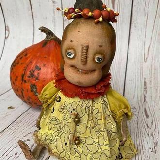 кукла тыква