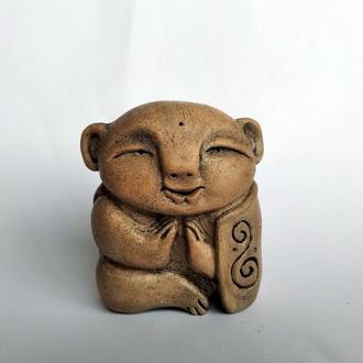 Статуэтка керамическая. Будда.