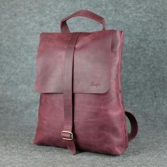 Женский рюкзак-трансформер |11983| Фиолетовый