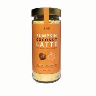 PUMPKIN COCONUT LATTE | raw смесь суперфудов, 200 g