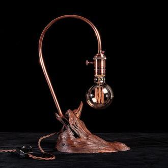"""Декоративна настольна лампа """"Anglerfish"""""""