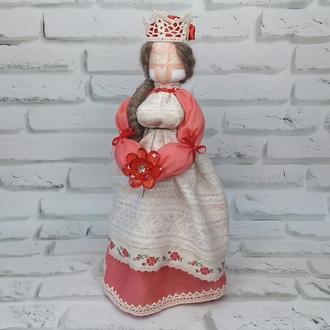 Кукла-мотанка Берегиня, оберег семьи и дома