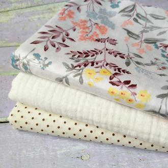 Набор ткани для рукоделия микс из 3 шт.