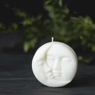 Sun & Moon | Свічка із соєвого воску