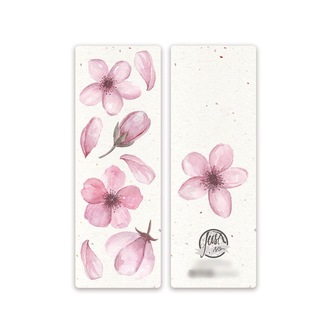 Закладка «Весенний цвет»