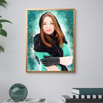 Картина на вашу фото дрім арт dream art