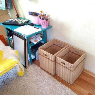 набор коробов для вещей и игрушек 2 шт