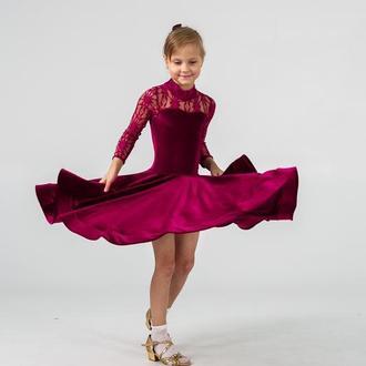 Детские танцевальные костюмы