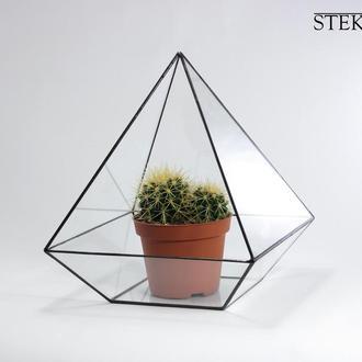 """Флорариум №2 maxi """"Пирамида"""" + доставка"""
