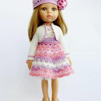 Весенний комплект для куклы Paola Reina 32 см