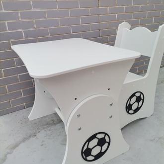 """Комплект стол и стул """"Футбол"""""""