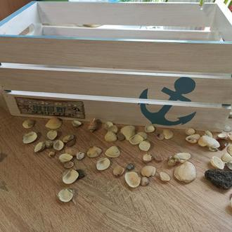 "Ящик короб для хранения ""Long beach"""