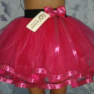 Детская юбка на резинке, модель № 72