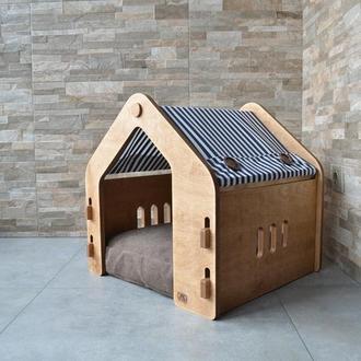 Спальный Домик Для Кошек И Собак