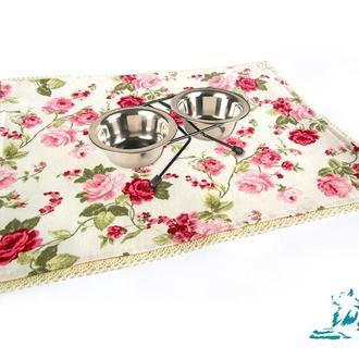 Скатерть для собак Provance Pink от Pets Couturier SIMBA