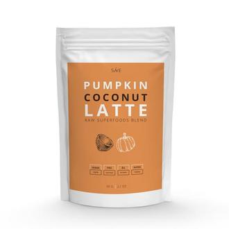 PUMPKIN COCONUT LATTE | raw суміш суперфудів, 60 g