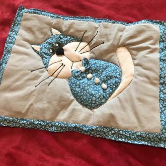 Мягкий коврик  для животных, кошек и собак
