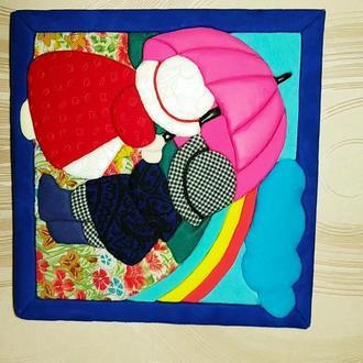 "Кинусайга  ""Под  зонтом""."