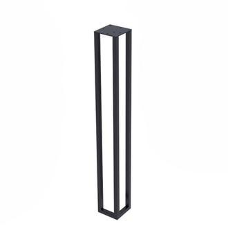 Опора для стола Сквер Loft Design  усиленная толщина метала 2мм