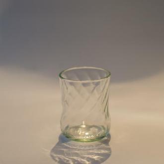 Скляні стакани