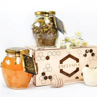 Подарунковий набір з медом PREMIUM PARA #3