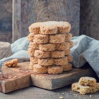 Печенье овсяно-ореховое 250 г.