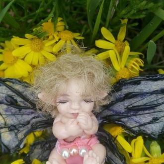 Феечка Алиса_ кукольная миниатюра