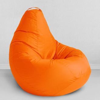 Кресло мешок груша KOMERS оранжевый