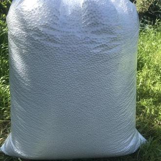 Наполнитель в кресло мешок полистироловые шарики 1 куб