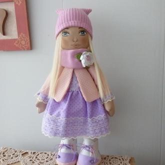 текстильная кукла Иветта