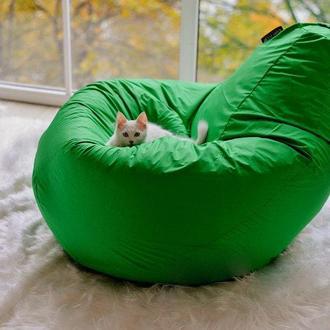 Кресло мешок груша KOMERS Зеленый
