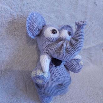 Вязаный слоняшик