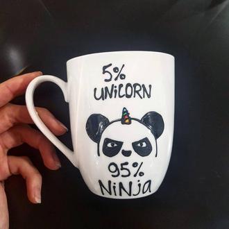 Чашечка Unicorn Ninja