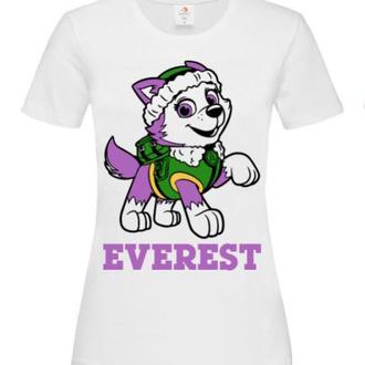 Детская футболка с принтом Щенячий патруль, Everest, Эверест Push IT