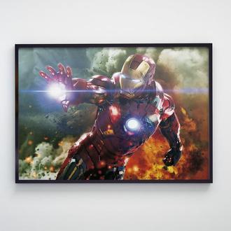 Постер Железный человек (Iron Man)