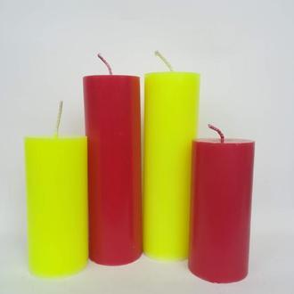 Свечи, набор свечей, подарочнй набор свечей