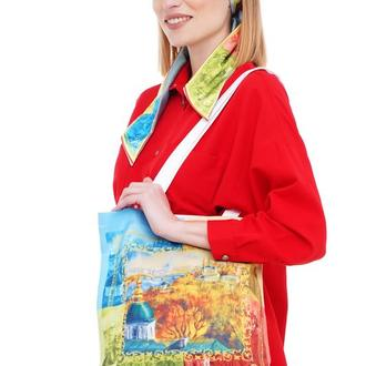 Яркий набор My Scarf ( сумка+галстук Твилли)