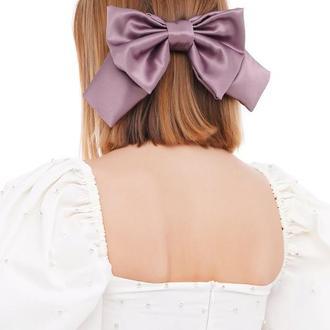 Большой  Luxury бант - украшение для волос от MyScarf