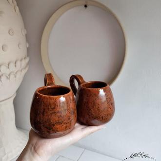 Набор керамических пиал «Булочки с корицей»