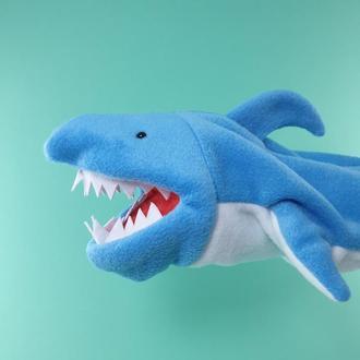 Лялька рукавичка Акула