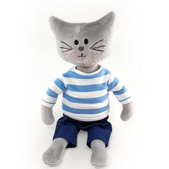 Котик серый Моряк
