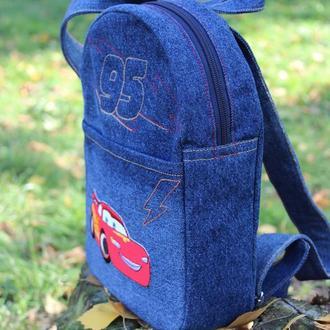 Детский рюкзак Мак Куин
