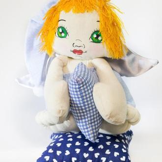 Кукла Ангел - сплюшка большая