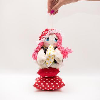 Кукла Ангел - сплюшка маленькая