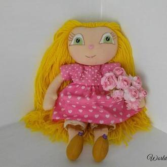 Детская Текстильная Кукла