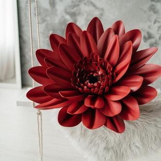 Великі квіти для фотозони гербера